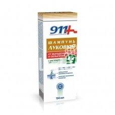 911 Šampūnas su svogūnų ir dilgelių ekstraktais 150 ml.
