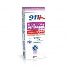 911 Šampūnas su varnalėšų ekstraktu 150 ml.