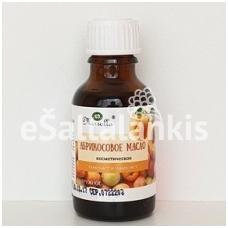 Abrikosų kauliukų aliejus (kosmetinis) 25 ml.
