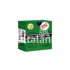 ANTI - ADIPOSE kiniškų žolelių arbata svorio kontrolei 30pak.