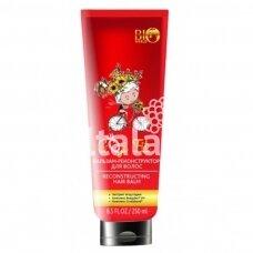Atstatomasis plaukų balzamas su goji uogų ekstraktu GOJI FIT 250 ml.