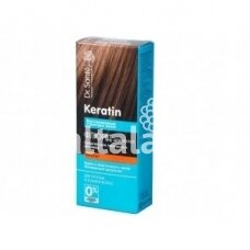 """Atstatomasis plaukų serumas KERATIN 50 ml. """"DR. SANTE"""""""