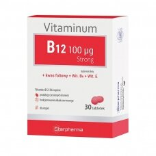 B12 strong 30tab.