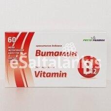 B12 vitaminas 60kap.