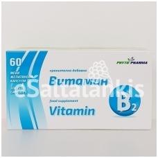 B2 vitaminas 60kap.