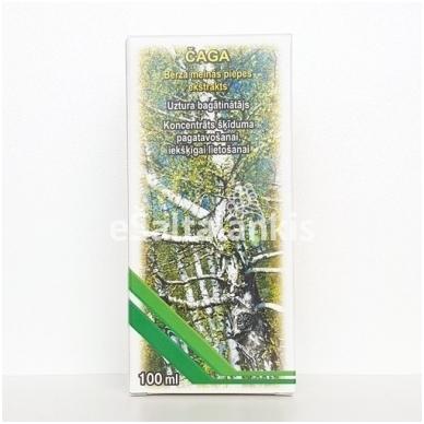Befunginas (Beržo grybas; Čaga) 100 ml.