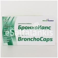 Bronchocaps 60kap.
