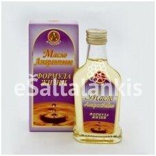 Burnočio (amaranto) sėklų aliejus 100 ml.