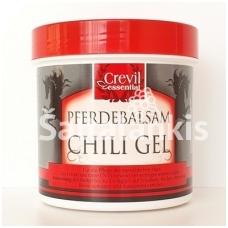CREVIL šildantis kūno gelis 250 ml.