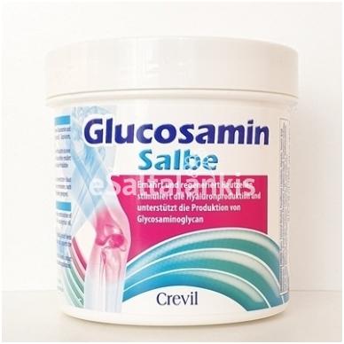 CREVIL gliukozamino tepalas sąnariams 250 ml.