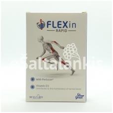 FLEXin Rapid sąnariams 30 kap.