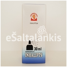 INHALIPT purškalas 30ml.