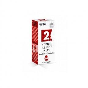 """K2 + D3 60 tab. """"Virde"""""""