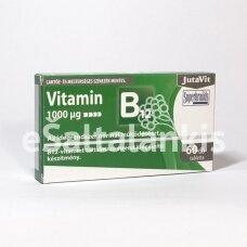 """Maisto papildas Vitaminas B12, 60 tab. """"JutaVit"""""""
