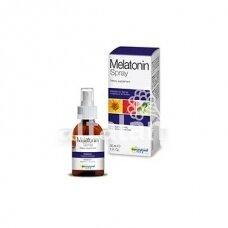 Maisto papildas Melatoninas purškalas 30 ml.