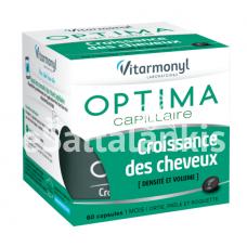 """Optima capillaire stipresniems ir tankesniems plaukams 60 kap. """"Vitarmonyl"""""""