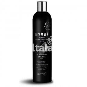 Šampūnas nuo plaukų slinkimo 100% Altajaus mumijus 250ml.