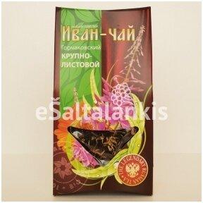 """Siauralapis gauruometis žolelių arbata 30g. (fermentuotas) """"IVAN-ČAI"""""""
