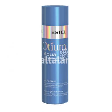 Balzamas intensyviam plaukų drėkinimui OTIUM AQUA 3