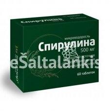 "Spirulina 500 mg, 60 tab. ""Vitamir"""
