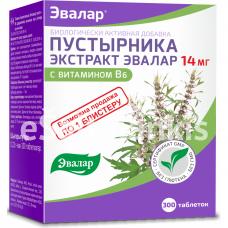 """Maisto papildas Sukatžolės ekstraktas su vitaminu B6 300 tab. """"EVALAR"""""""