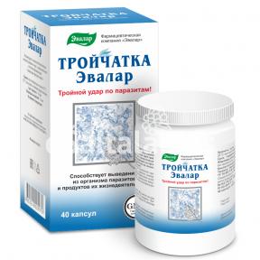 Troičatka - Evalar 40 kap.