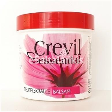 Velnio letenėlių tepalas kūnui 250 ml. CREVIL