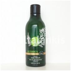 """Žolelių actas plaukų skalavimui HERBAL HAIR VINEGAR """"Botanica"""" 245 ml."""