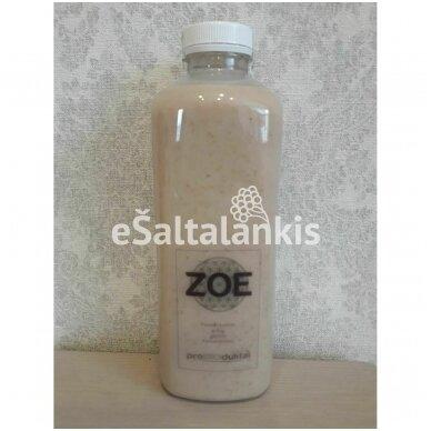 ZOE grikių gėrimo koncentratas (Buckwheat drink concentrate) - 1 Ltr